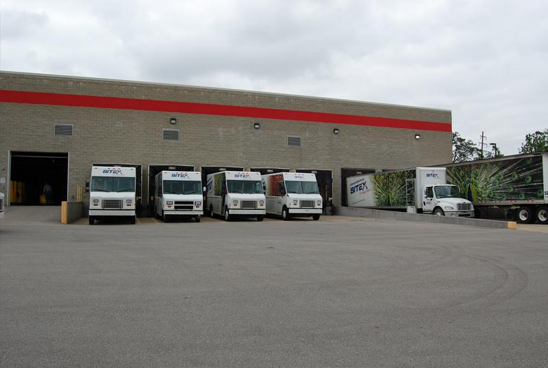 SITEX trucks