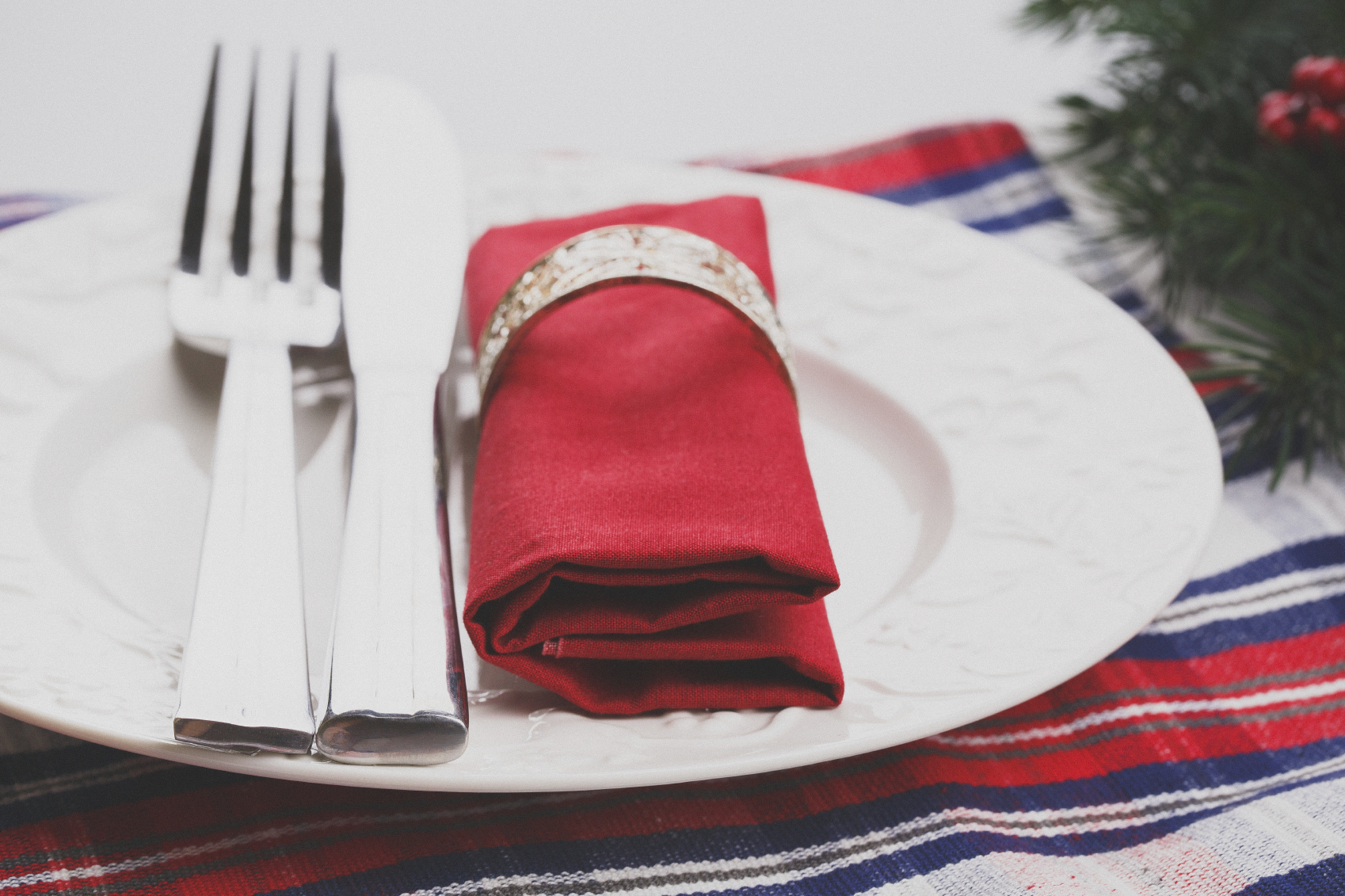 Table linens for the holidays and beyond