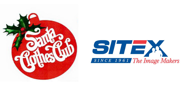 sitex and santa clothes club logo