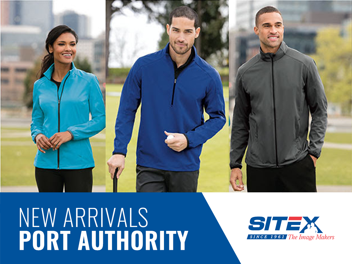 new products from Port Authority
