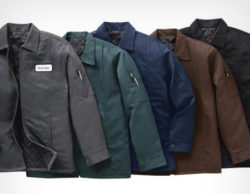 fall work uniform apparel from Sitex