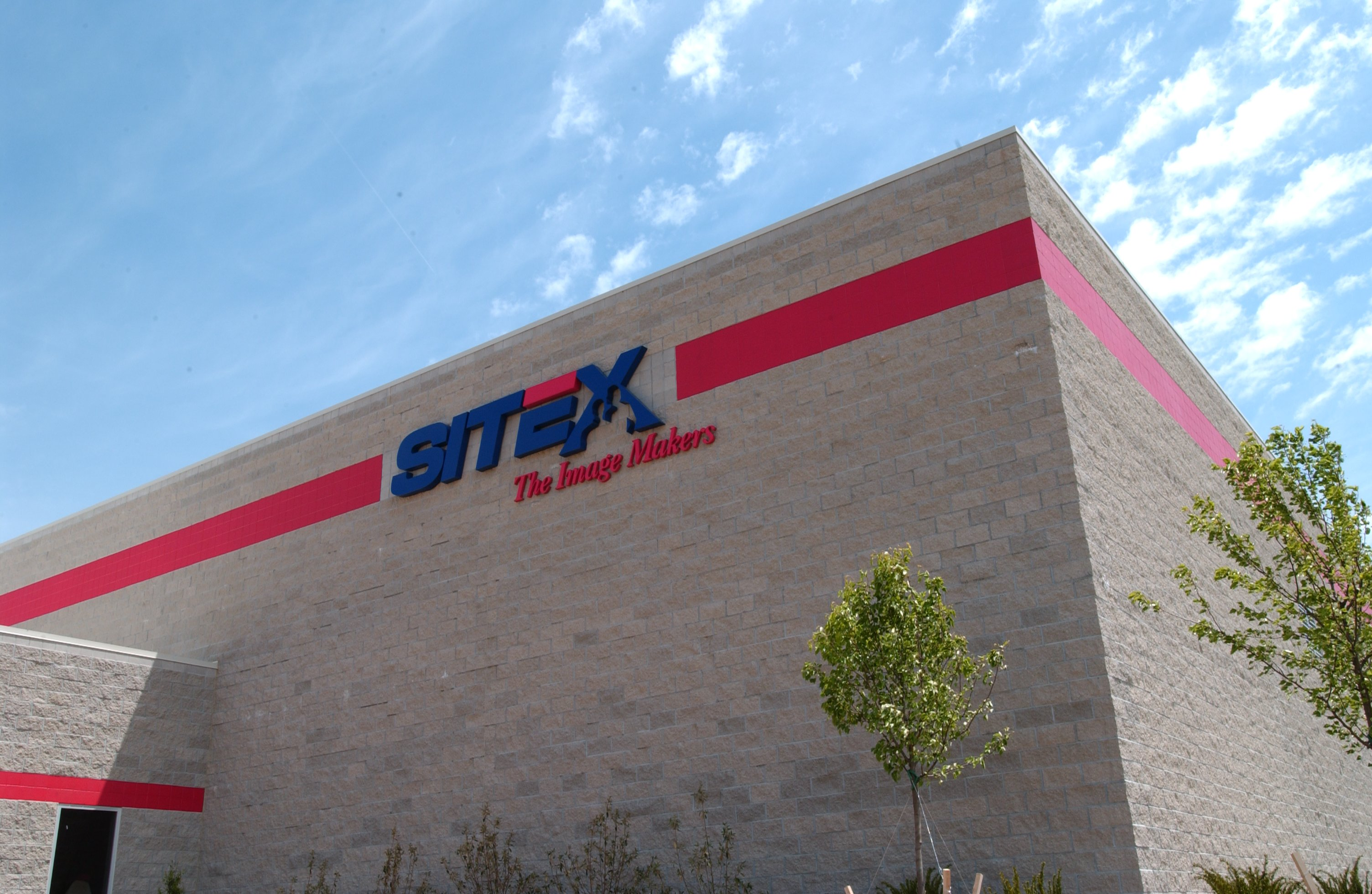 Outside the SITEX facility