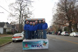 SITEX Annual Christmas Parade in 2010