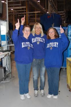 Big Blue Friday for Kentucky!