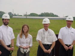 Groundbreaking for our Commonwealth Dr plant!