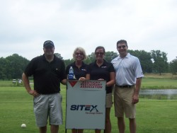 SITEX Corporate Golf Outing in 2010