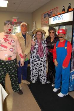 SITEX Halloween 2010