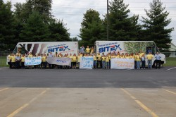 SITEX Involvement with Washing Out Cancer