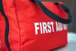 what is first aid