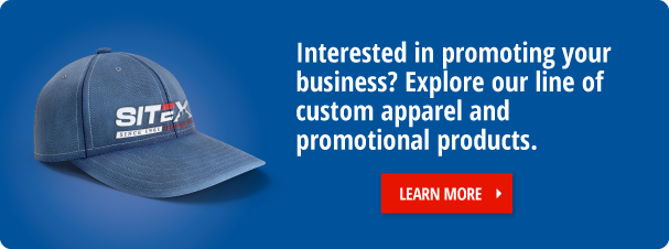 SITEX promotional products