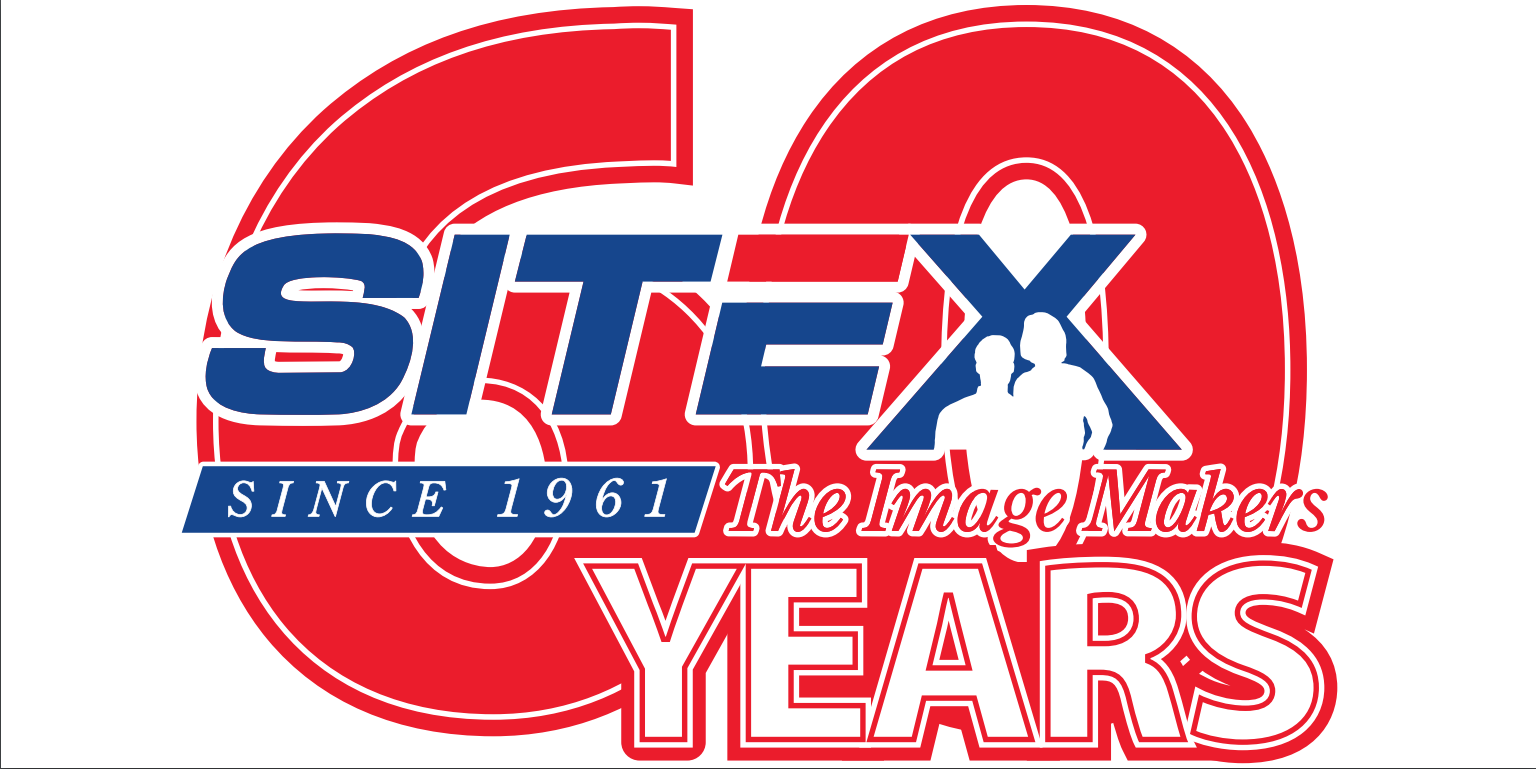 60 years SITEX